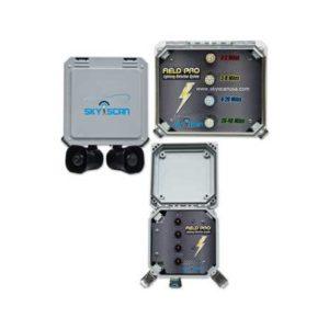 field pro lightning detector